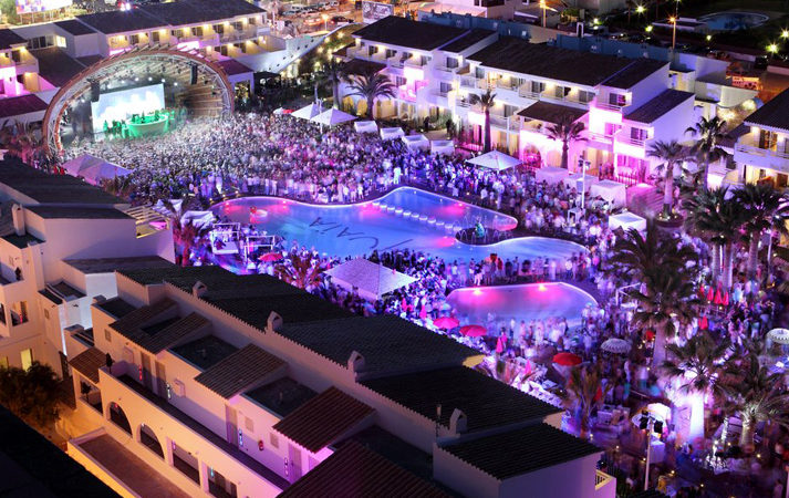 Ushuaia Ibiza Beach Hotel Adults Only Ibiza hotels
