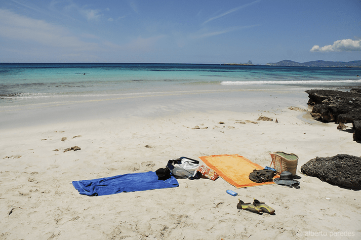 what to see in a day trip in Formentera
