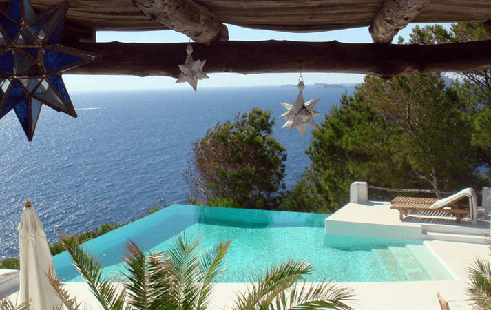 Deliciously Sorted agency rent villas services VIP in Ibiza