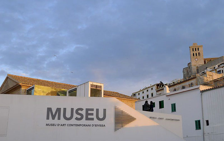 Contemporary Art Museum of Ibiza © Turismo de Eivissa