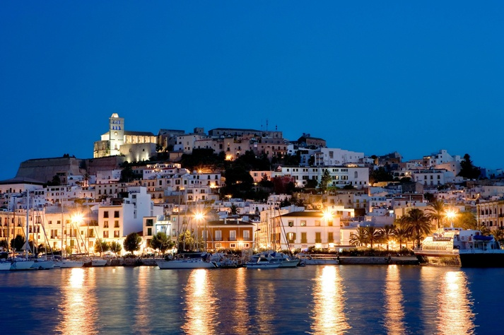 restaurants with a view ibiza