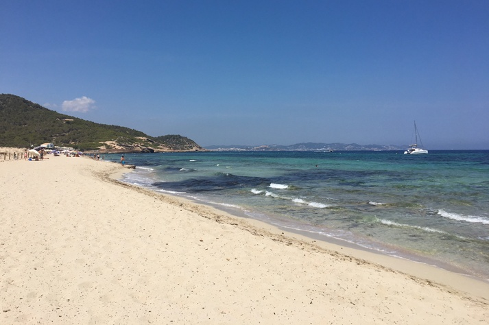 beaches of ibiza es cavallet best car rental ibiza