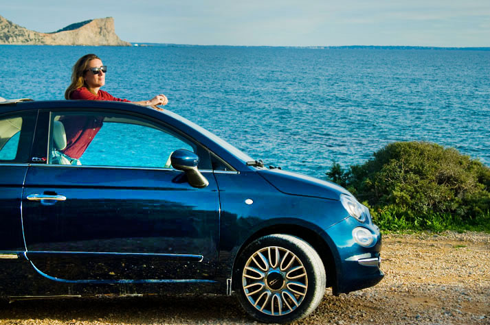 rent a car in Ibiza with no excess