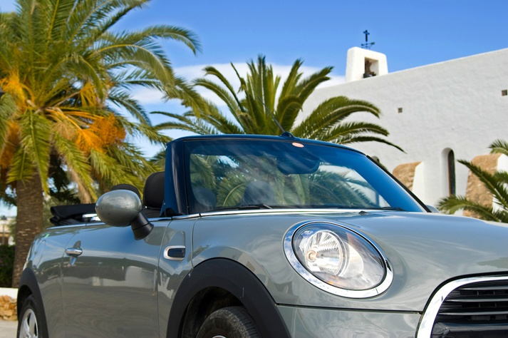 good car rental Ibiza