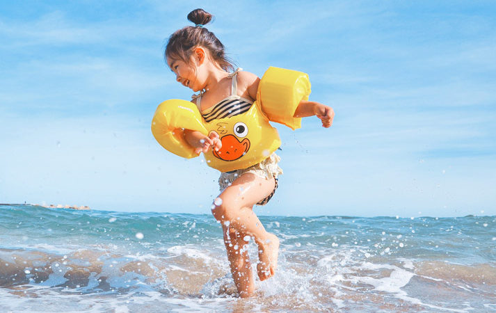best beaches in Ibiza for children