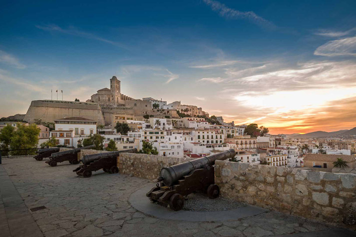 Ibiza World Heritage route