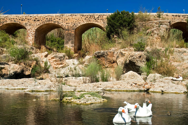 what to see in santa eularia des riu