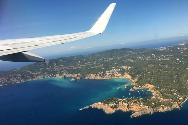 how to organize your trip to Ibiza.