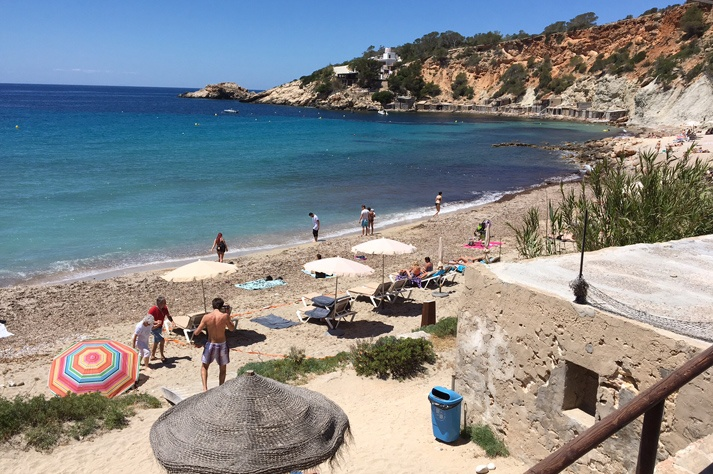 Ibiza beaches, paellas in Ibiza, car rental in Ibiza